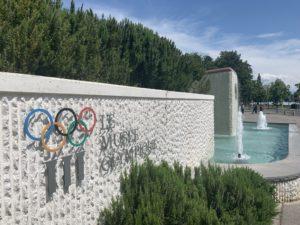 Museu Olímpico Lausanne